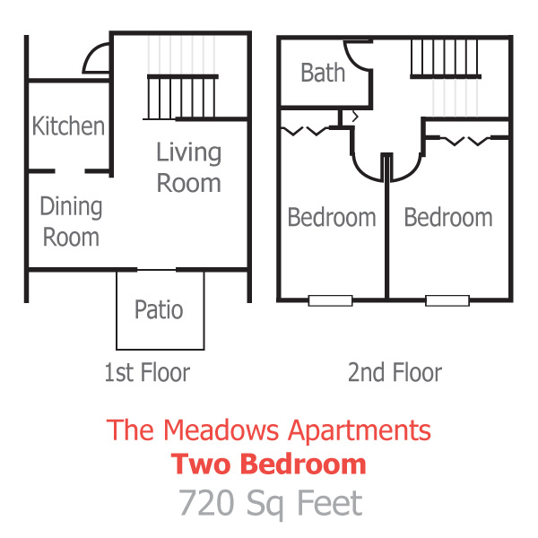Floor Plans Pricing The Meadows Apartments
