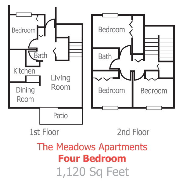 Security Park Apartments: Floor Plans & Pricing